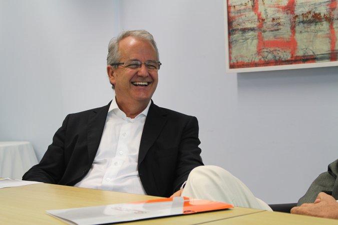 César Colnago garante parceria com o município de Aracruz