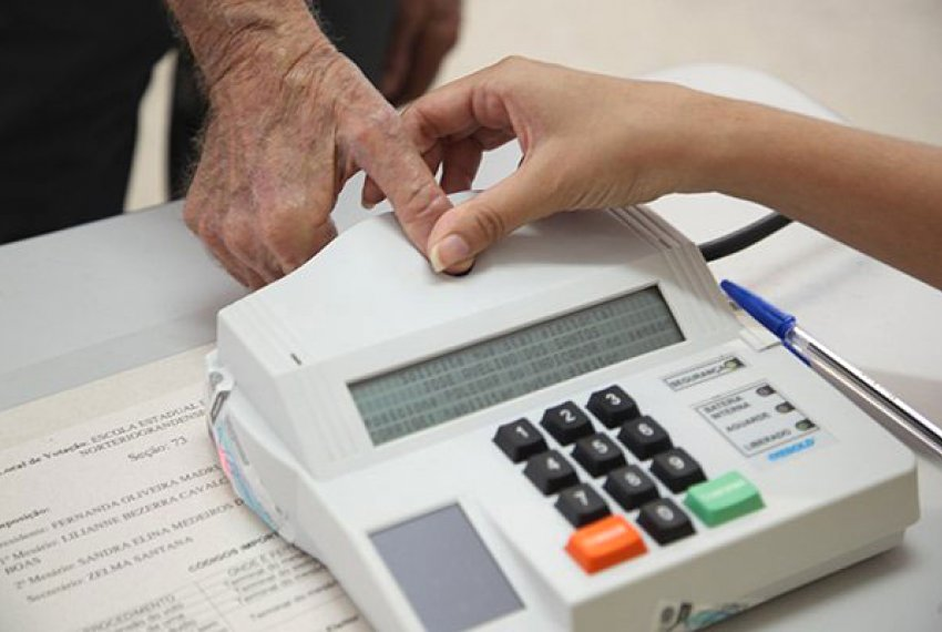 Comunicado: Cancelamento de títulos eleitorais por ausência aos três últimos pleitos
