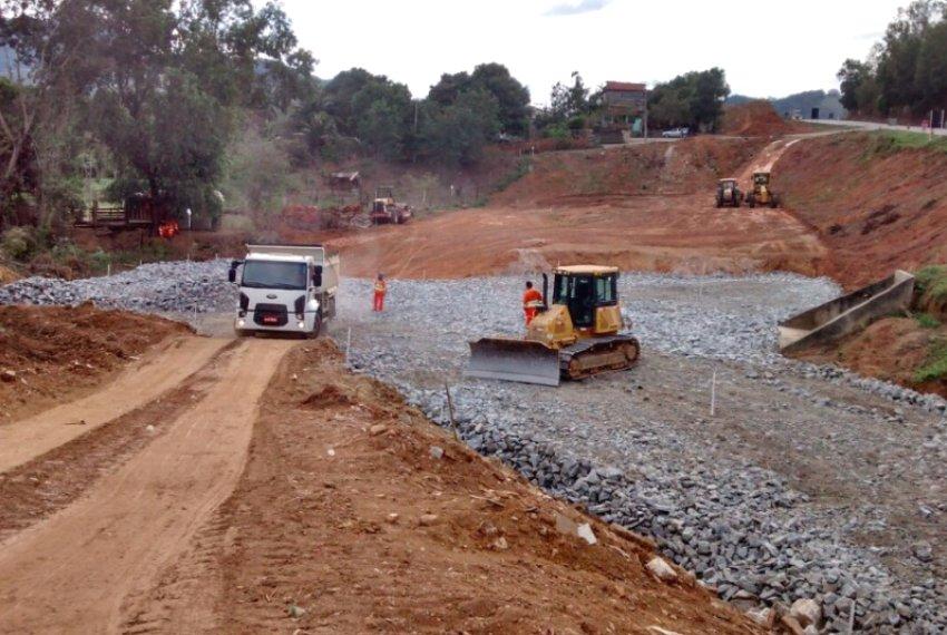 BR-101 terá desvio para construção de  viaduto em João Neiva