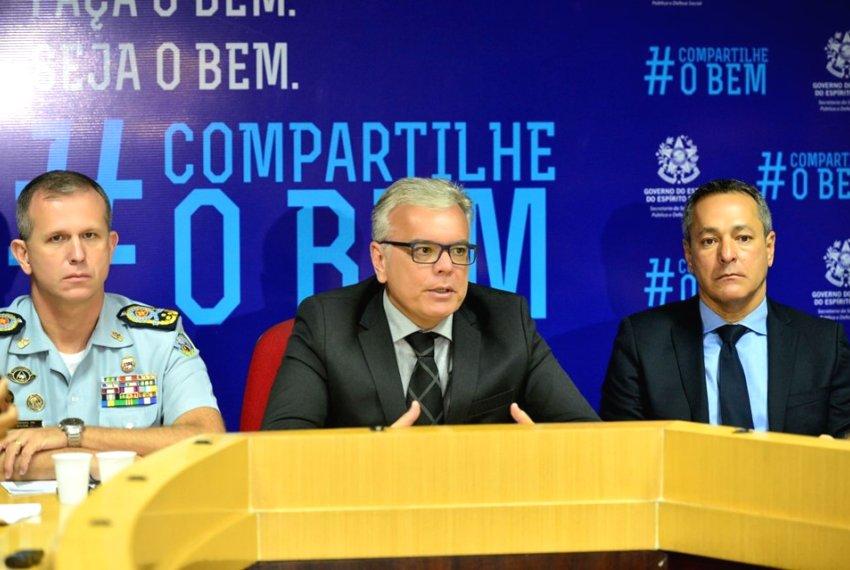 Governo anuncia plano de contingência nas divisas com Rio