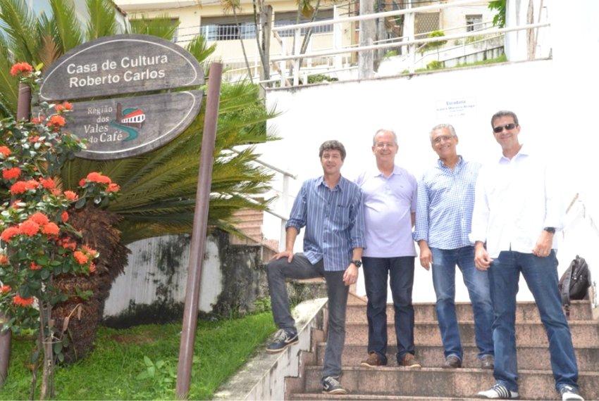 Colnago faz agenda cultural em Cachoeiro