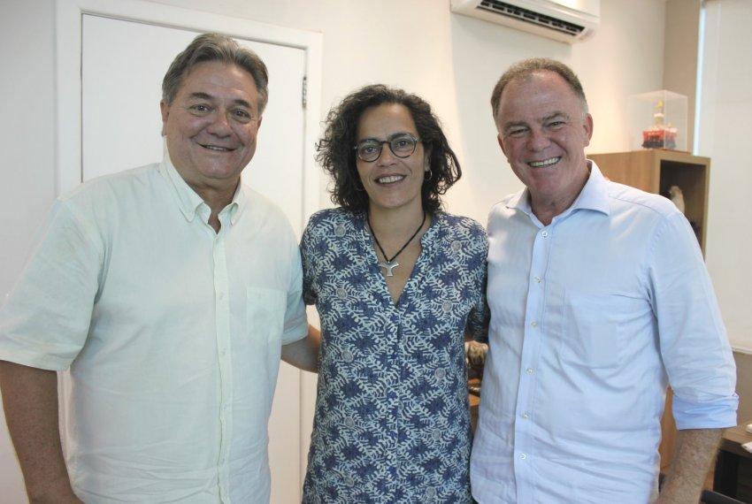 Casagrande anuncia mais dois gestores do futuro governo