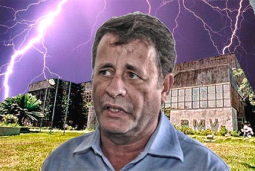 Luciano Rezende se prepara para a tempestade